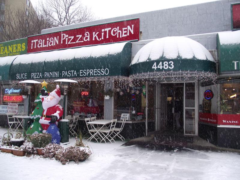 Italian Pizza Kitchen Locations
